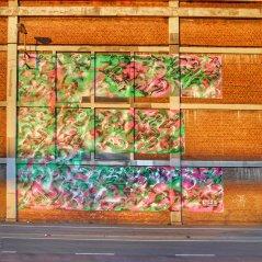 Fresque Street-ArtSide : E