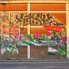 Fresque Street-ArtSide : A