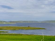 Spiggie Loch