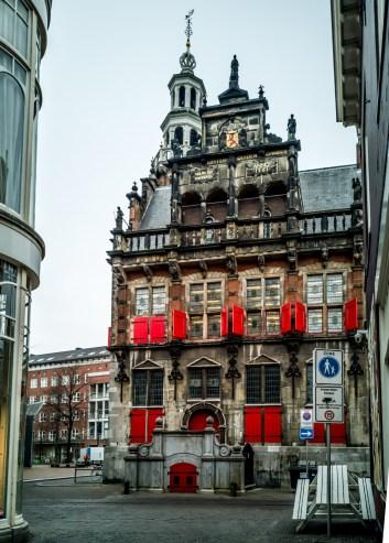 Oude Stadhuis, La Haye