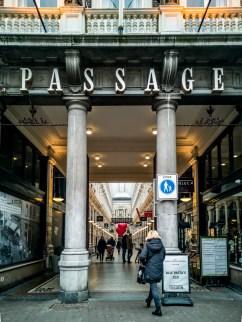De Passage, La haye