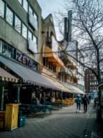 Café Restaurant de Zwarte Ruiter, La Haye