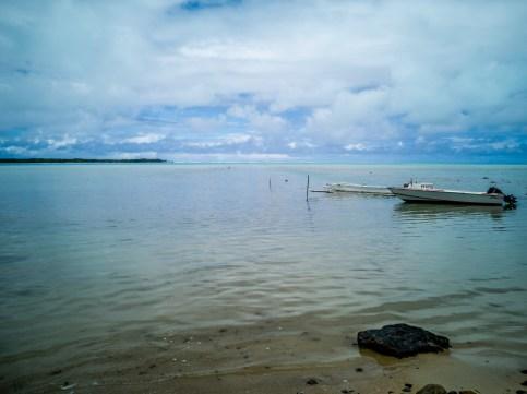 Raivavae, côte sud