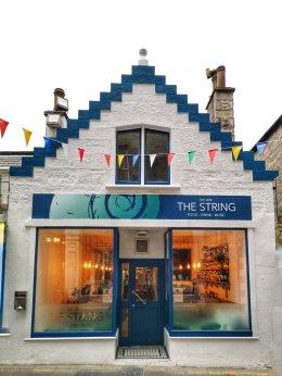 The String, Lerwick, Îles Shetland
