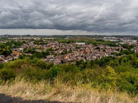 Terril des piges, Charleroi