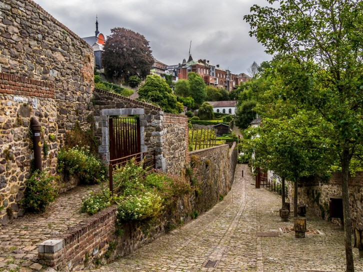 Thuin, jardins suspendus