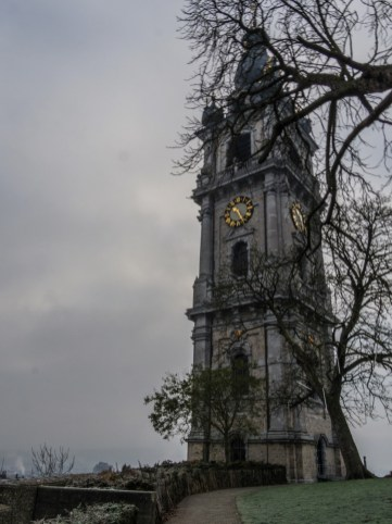 Visiter Mons : beffroi