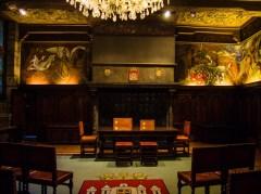 Salle des mariages de l'hôtel de ville de Mons