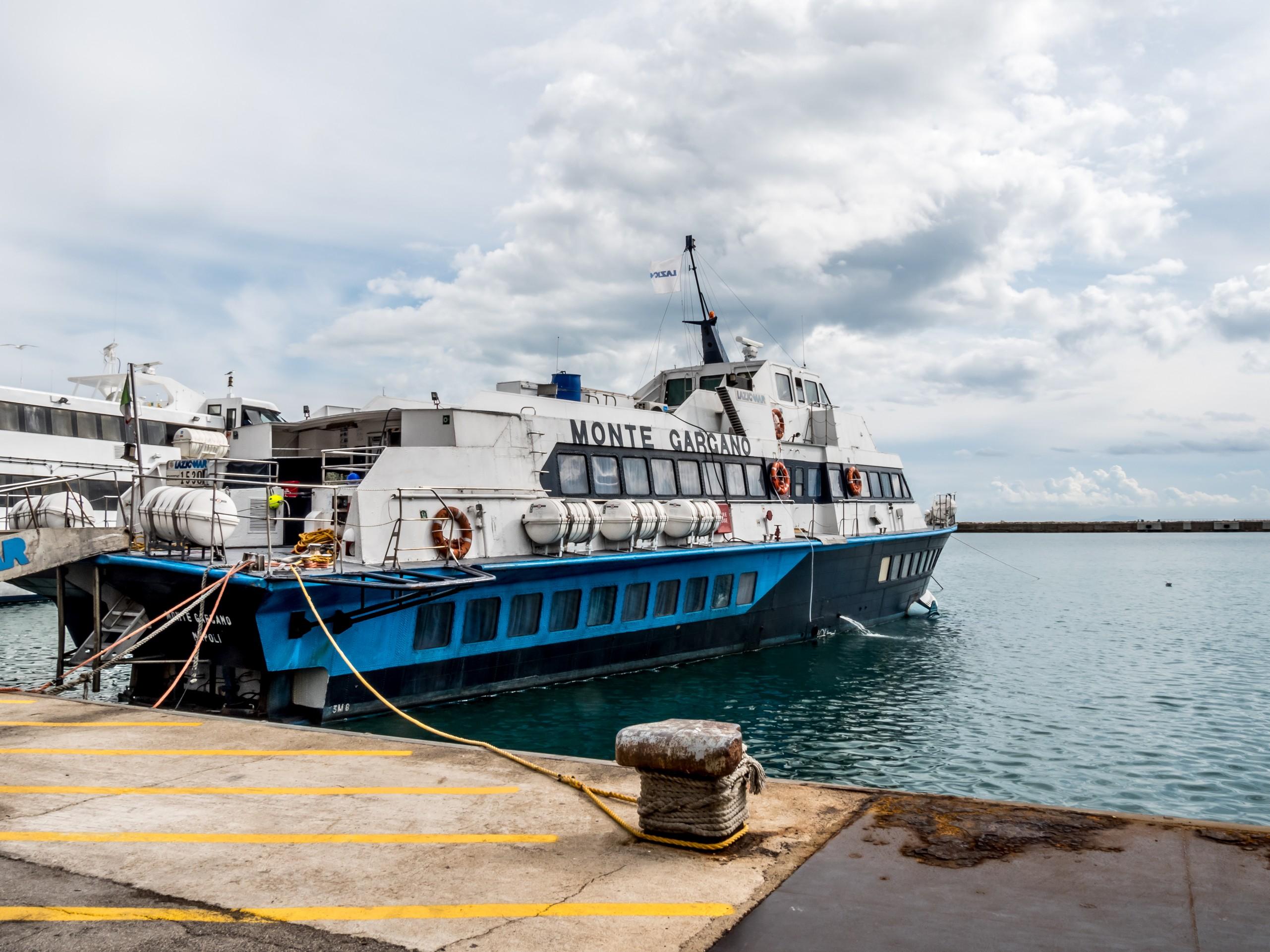 Port de Formia