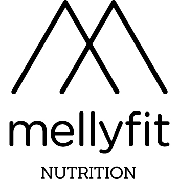 MellyFit Nutrition - Official Logo - Top Banner