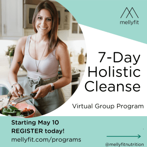 nutritionist with virtual cleanse programs