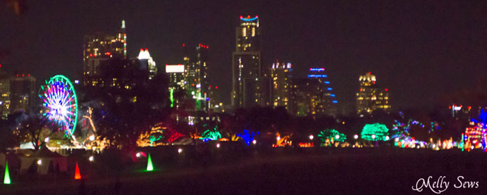 Zilker Trail Lights
