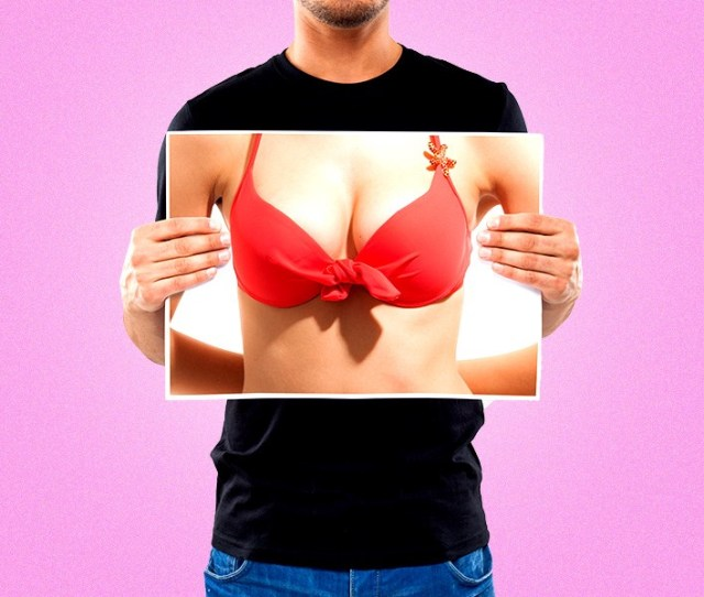 All The Things That Might Cause Men To Grow Breasts