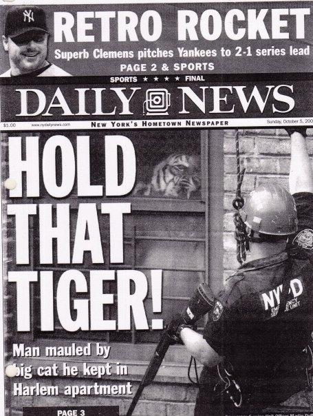 Antoine Yates The Forgotten Tiger King