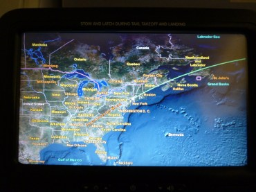 NYC TO LONDON | UNITED AIRLINES