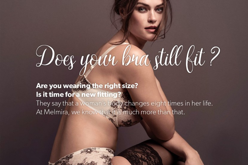 Does Your Bra Still Fit?
