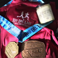 """Rio 100m 2019 aka """"Report from Back-of-the-pack"""""""