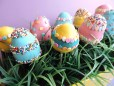 Easter Egg cake pops