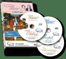 sing along DVD series for seniors