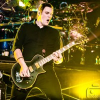 Breaking Benjamin Leaves Fort Wayne Breathless