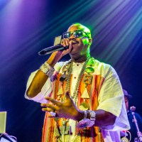 Slick Rick w/ Cut Camp @ The Vogue 3-30-2017