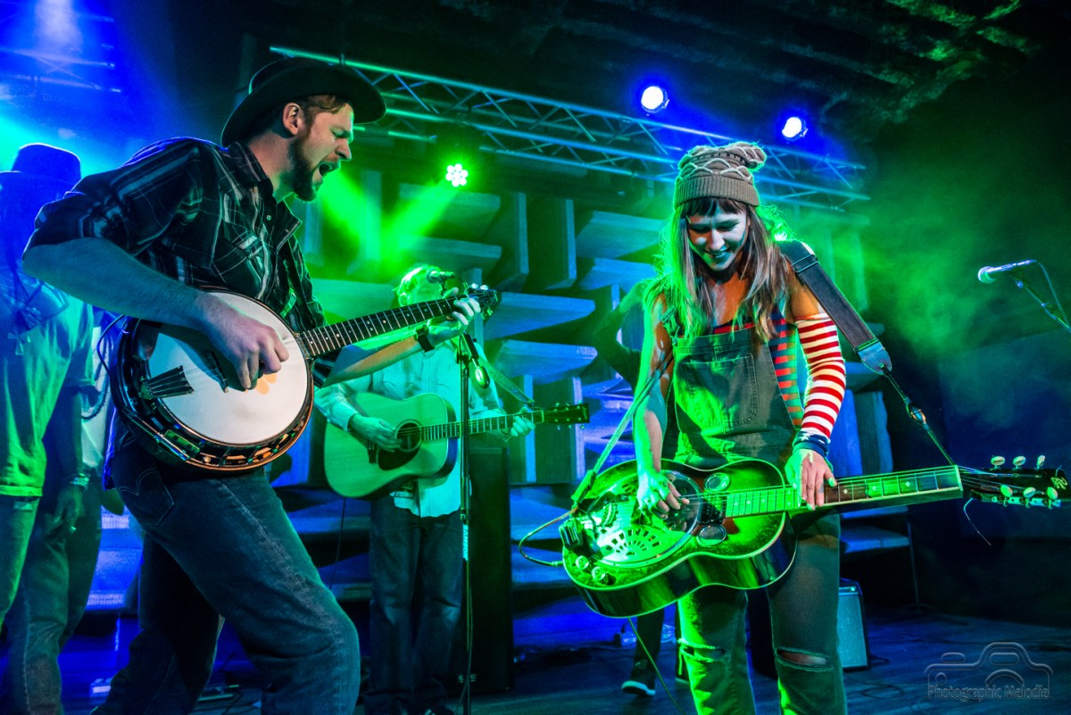 Photo Gallery - St. Paddy's Day Party with Gangstagrass @ HiFi 3-17-2018