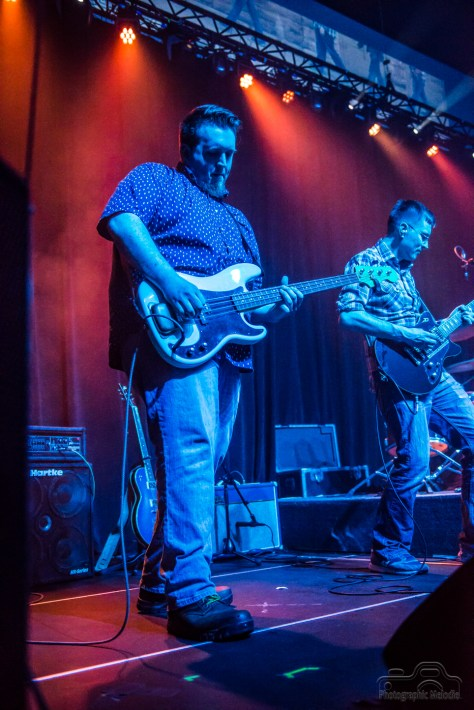 The Clutter's 10th Anniversary Celebration at the Lafayette Theater was a magical addition to the Moseyin Lafayette, Indiana on April 14, 2018. Photo cred Melodie Yvonne