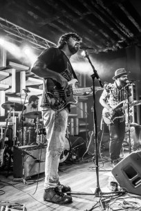 Jomberfox Album Release Party w/America Owns The Moon at HI-FI in Indianapolis, Indiana on July 14, 2018