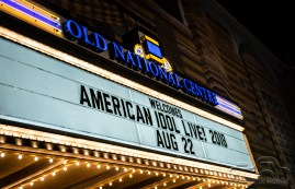 American Idol Live Tour with special guest Kris Allen and Forever In Your Mind at Old National Centre on August 22, 2018