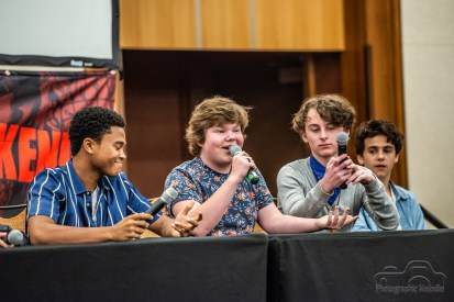 Indy's HorrorHound Weekend brought many celebrated celebrities and a motley crew of horror fans out to the JW Marriott on August 25, 2018