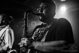 Bumpin' Uglies and Midwest Hype ensnare The Mousetrap with mesmerizing melodies on October 12, 2018
