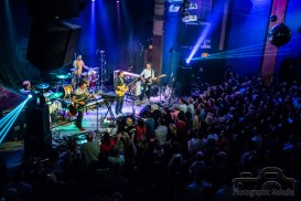 Guster with Andrew Duhon filled the Vogue Theatre with musical magic on November 14, 2018