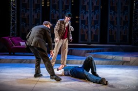 The phenomenal Purdue Theatre production of The Two Gentlemen of Verona by William Shakespeare and Directed by Richard Sullivan Lee at the Nancy T. Hansen Theatre in Yue-Kong Pao Hall of Visual and Performing Arts runs February 15, 16, 21, 22, 23 at 7:30 and 17, 24, at 2:30. Photo cred Melodie Yvonne