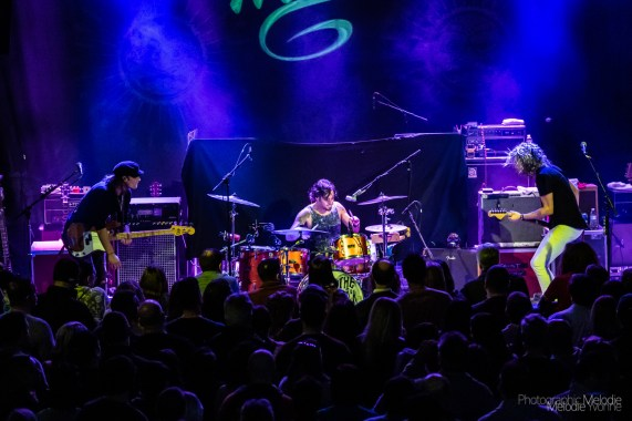 SiriusXM Lithium brought the Gin Blossoms and their unparalleled New Miserable Experience Live Tour with special guests The Black Moods to The Vogue Theatre on Sunday, Feb 24th. Photo cred Melodie Yvonne