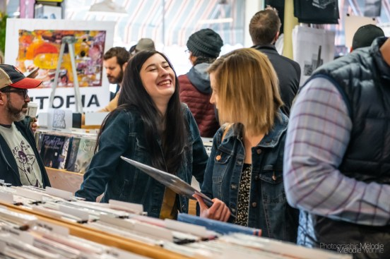 Record Store Day was a beautiful celebration of music and supporting local at record shops all across Indianapolis on Saturday, April 13, 2019.