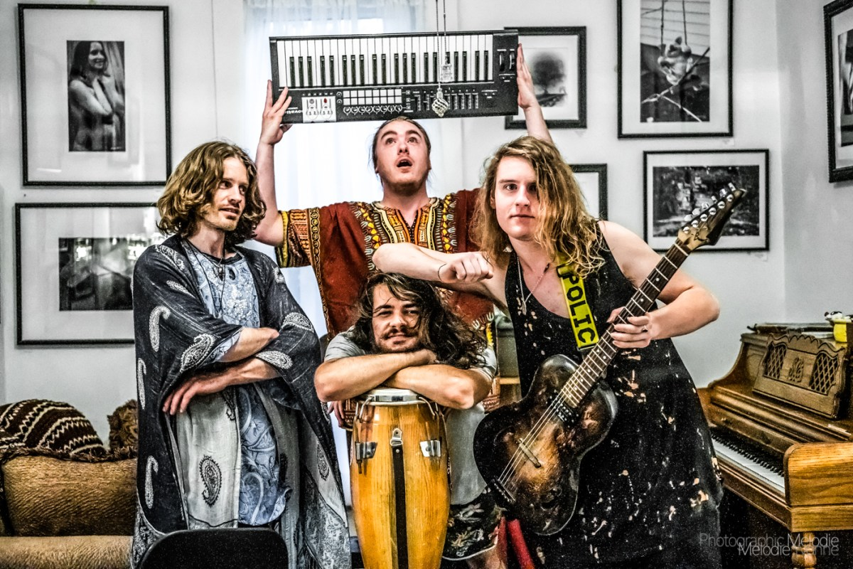 How Gollum and Grandma Brought Together A Band - Fantastic Flying Couch