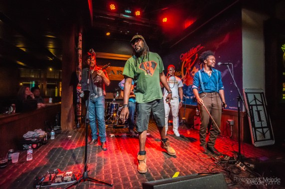 Gangstagrass closes out the Rhythm 'N Blooms Festival with a secret show at Barley's in Old City Knoxville on Sunday, May 19, 2019. Photo cred Melodie Yvonne
