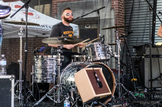 Nora Jane Struthers performs live at the Rhythm 'N Blooms Festival in Old City Knoxville on Sunday, May 19, 2019. Photo cred Melodie Yvonne