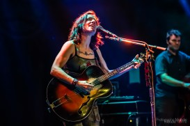 Indy CD and Vinyl presents Ani DiFranco with Diane Patterson was a beautiful musical journey at The Vogue Theatre on Wednesday, June 12, 2019. Photo cred Melodie Yvonne