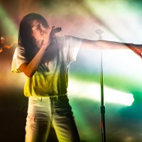 K. Flay Inconceivably Cool at The Vogue