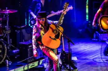 Southern Accents created a musical masterpiece at The Vogue Theatre with their phenomenal tribute to Tom Petty and The Heartbreakers on Saturday, June 15, 2019. Photo cred Melodie Yvonne