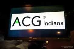 The Vogue Theatre welcomed ACG Indiana for an evening of networking and lively industry chat on Wednesday, August 21, 2019. Photo cred Melodie Yvonne