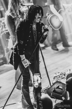 Cinderella's Tom Keifer along with American Bombshell created a phenomenal night at The Vogue Theatre on Wednesday, October 23, 2019. Photo cred Melodie Yvonne