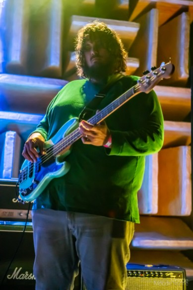 Papa Warfleigh's Funk Revival performs for MOKB Presents 2019 Battle Of The Bands Round 1: Week 10 brought to you by Goose Island & Jack Daniel's Present at the Hifi in Indianapolis, Indiana on Wednesday, December 4, 2019. Photo cred Melodie Yvonne