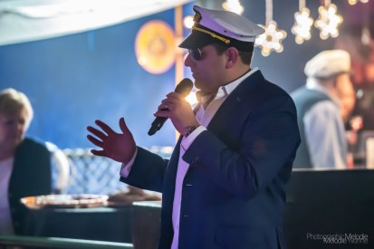 The Vibenomics Holiday Party 2019 featuring The Nauti Yachtys with Josh Kaufman was a beautiful evening full of holiday fun at The Vogue Theatre on Friday, December 20, 2019. Photo cred Melodie Yvonne