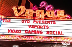 GYO presented an amazing V-Sports Gaming Social that was full of fun and had a little something for everyone at The Vogue Theatre on Tuesday, Jan 28, 2020. Photo cred Melodie Yvonne