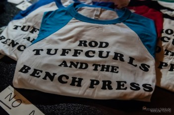 Rod Tuffcurls and The Bench Press delivered two glorious sets to a phenomenal packed house of fans at The Bluebird in Bloomington, Indiana on Friday, January 17, 2020. Photo cred Melodie Yvonne