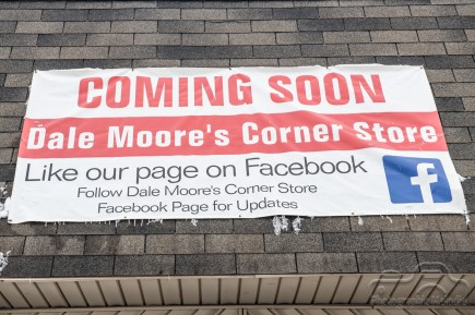 Dale Moore's Corner Store is a beautiful new family owned treasure providing a much needed bit of everything from household goods to home cooking in Columbus, Indiana. Photo cred Melodie Yvonne
