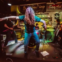 Lucifist Powerfully Galvanizing at Punk Rock Night