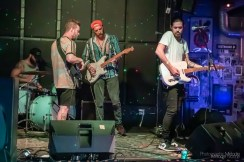 Beer Creek at Black Circle Presents The Meridian City was an electrifying show opener on Thursday, July 15, 2021. Photo cred Melodie Yvonne